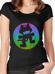 Monstercat Women's Fitted Scoop T-Shirt