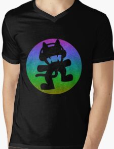 Monstercat Mens V-Neck T-Shirt