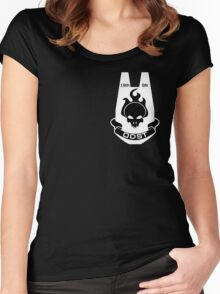 We Are ODST (White Logo) Women's Fitted Scoop T-Shirt