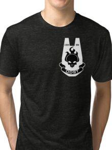 We Are ODST (White Logo) Tri-blend T-Shirt