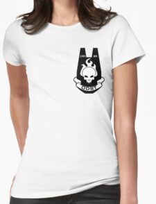 We Are ODST (Black Logo) Womens Fitted T-Shirt