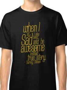 barney stinson Classic T-Shirt