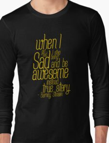 barney stinson Long Sleeve T-Shirt