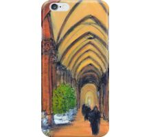 Bologna Portico iPhone Case/Skin