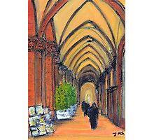 Bologna Portico Photographic Print