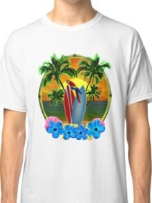 Tropical Sunset Classic T-Shirt