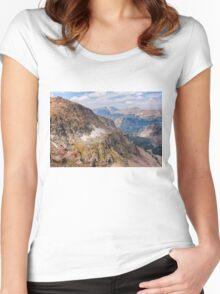Beartooth Pass Women's Fitted Scoop T-Shirt