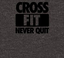 CROSS FIT NEVER QUIT T-Shirt