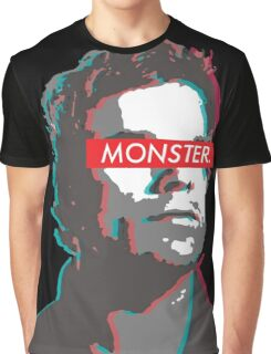 Dexter: MONSTER 3D  Graphic T-Shirt