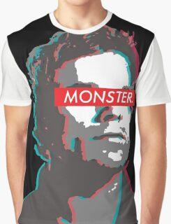 Dexter: MONSTER 3D  Graphic T-Shirt