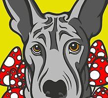 Wolf Dog Mushrooms  by Sookiesooker
