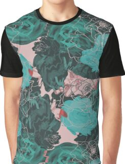 Paintly Peony Graphic T-Shirt