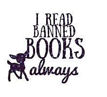 I read banned books always Photographic Print