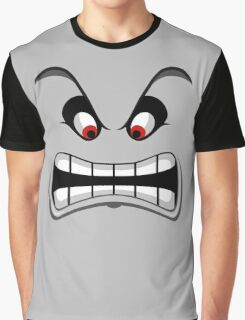 Thwomp face ! Graphic T-Shirt