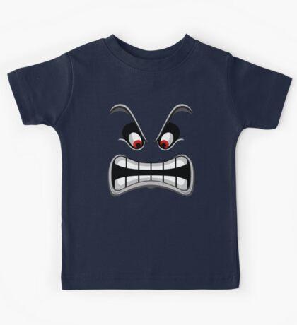 Thwomp face ! Kids Tee