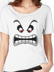 Thwomp face ! Women's Relaxed Fit T-Shirt