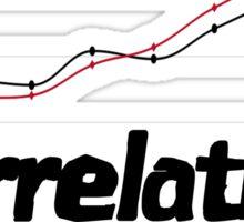 Correlation Vs Causation Sticker
