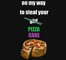 AroAce PizzaCake Thief T-Shirt
