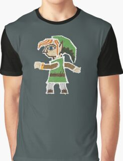 Link Between Two Worlds stuck on your shirt Graphic T-Shirt