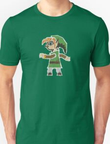 Link Between Two Worlds stuck on your shirt Unisex T-Shirt