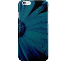 Blue, Blue Daisies iPhone Case/Skin