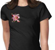 Star Gazer Womens Fitted T-Shirt