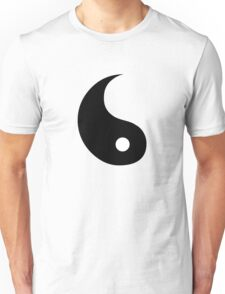 """Classic Yin (Matches with """"Classic Yang"""") Unisex T-Shirt"""