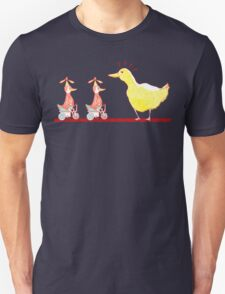 Ducks in a Row T-Shirt