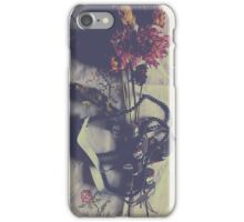 Beauty of Death iPhone Case/Skin