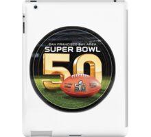 SUPER BOWL 50 iPad Case/Skin
