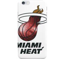 Miami Heat iPhone Case/Skin