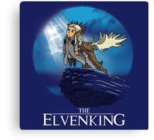 The Elvenking Canvas Print
