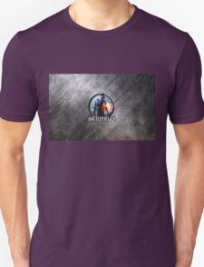 Battlefield 4 (Bf4) Steel series with image T-Shirt