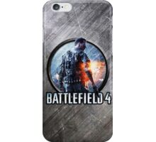 Battlefield 4 (Bf4) Steel series with image iPhone Case/Skin