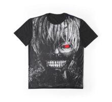 Kaneki dark - Tokyo Ghoul Graphic T-Shirt