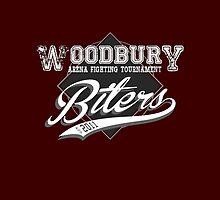 The Woodbury Biters by Angeyja