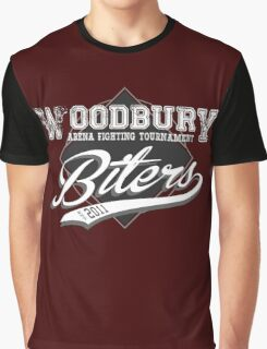 The Woodbury Biters Graphic T-Shirt