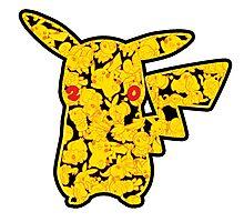 Pokemon 20th Year Anniversary pikachu Photographic Print