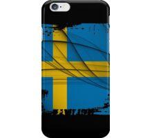 Sweden Flag iPhone Case/Skin