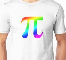 Pi (rainbow) Unisex T-Shirt