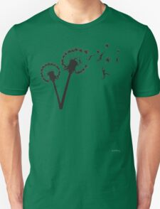 Dandylion Flight T-shirts T-Shirt