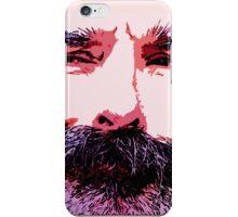 Z's Wild Beard iPhone Case/Skin