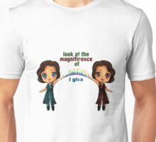 No one fuck was given that day Unisex T-Shirt