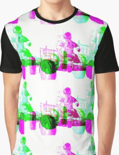 Lunar Rover Hologram Graphic T-Shirt