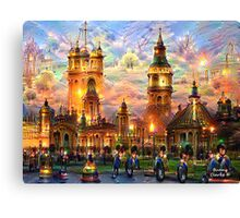 Festivities Canvas Print