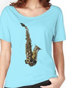 Saxophone Art 3 Women's Relaxed Fit T-Shirt