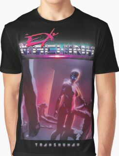 Ex-Machina Transhuman t-shirt Graphic T-Shirt