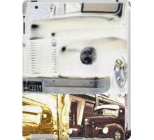 Gilbert's Trucks iPad Case/Skin
