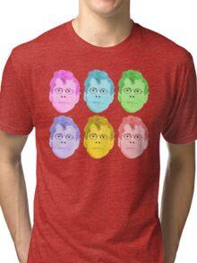 Stephen KING Pop Art Tri-blend T-Shirt