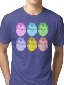 Stephen KING Pop Art Tri-blend T-Shirt